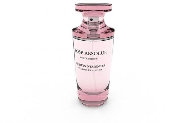 Beautiful Fragrance 3D Model