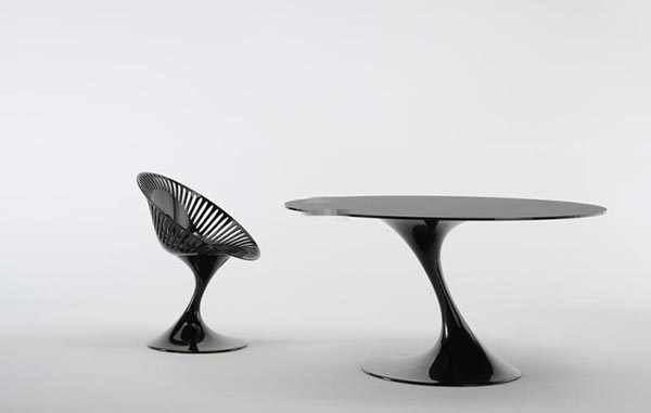 Chairs and coffee table 3D Models