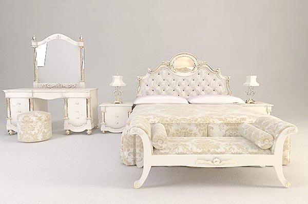 European furniture 3D Models