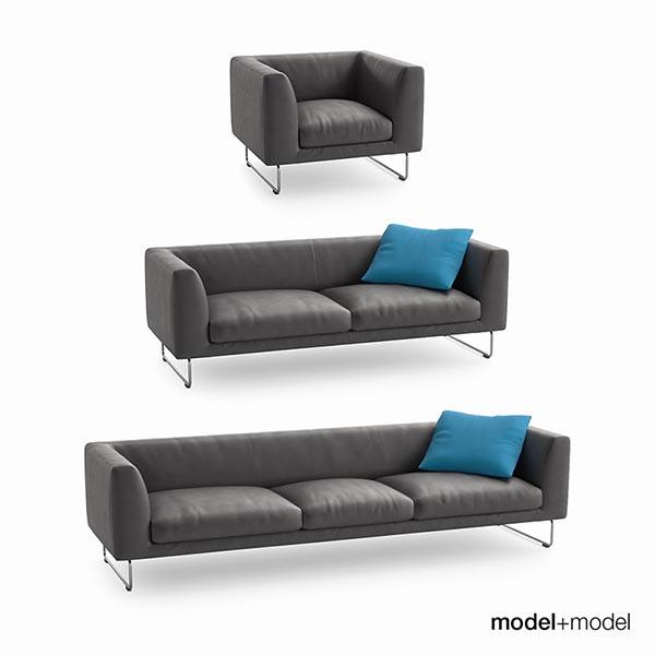 Sofa 3D Models 01