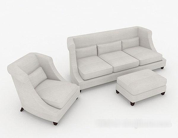 Sofa 3D Models 05