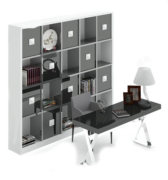 Study Furniture 3D Models
