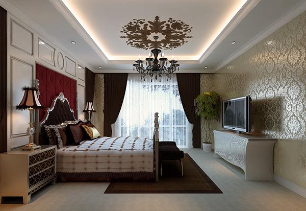 Art Bedroom 3D Model