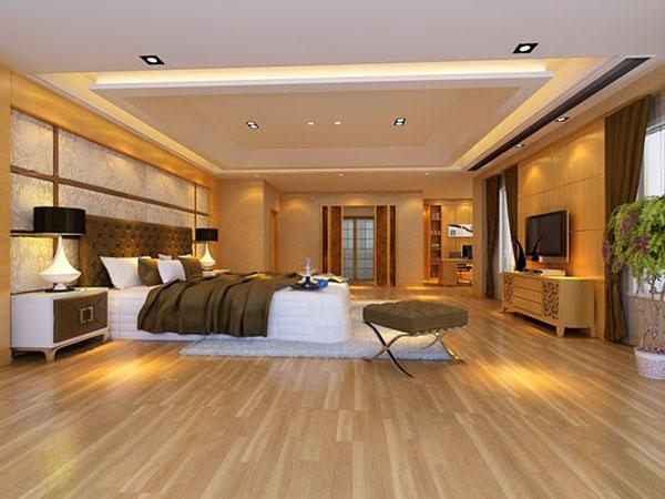 Bedroom 3D Model 01
