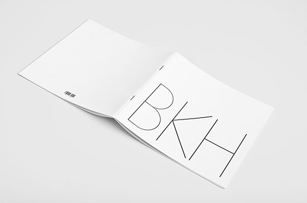 Business book mockup PSD