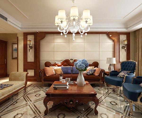 Villa Living Room 3D Models